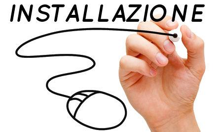 Installazione funzionalità
