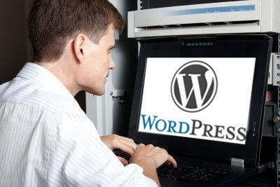 sviluppato con wordpress