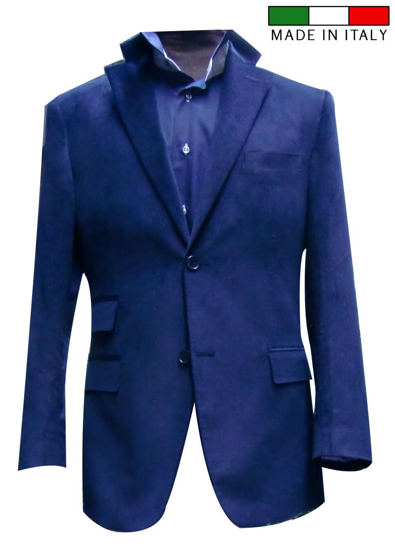 abito blu uomo milano