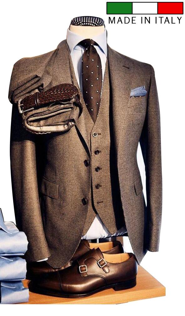 abito su misura uomo milano
