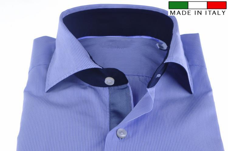 camicia su misura milano
